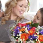 Букет для мамы на 8 марта