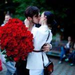 Букет цветов для любимой девушки
